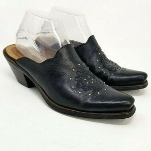 Ariat size 8 Mule Slides Cowboy boots Western